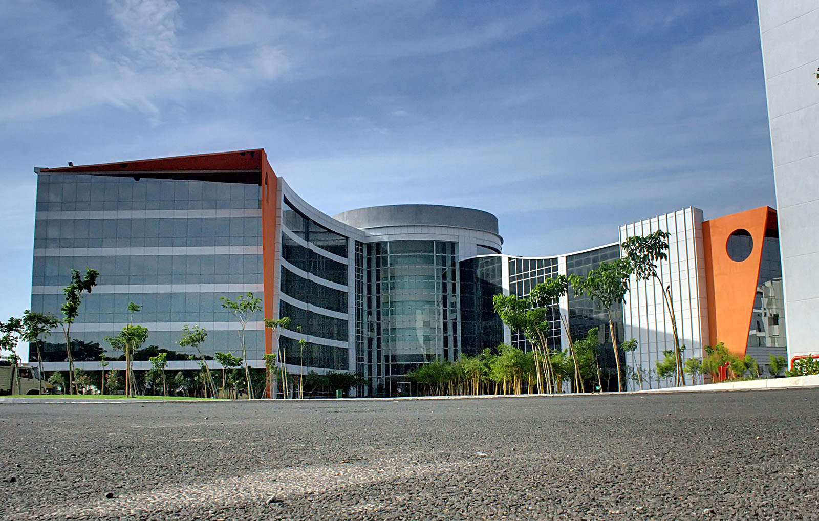Infosys_Mcity,Building_number_5